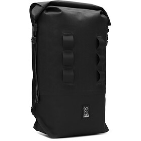Chrome Urban EX Rolltop Backpack 18l black/black